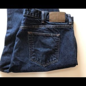 Tommy Hilfiger Men's Relaxed Jeans. 42/30, EUC